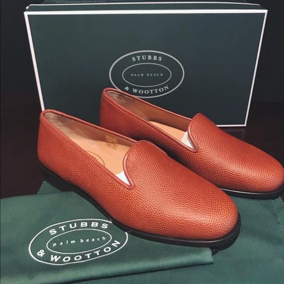cd517499b69 NWT🌟 STUBBS   WOOTTON - FOOTBALL MENS SLIPPER